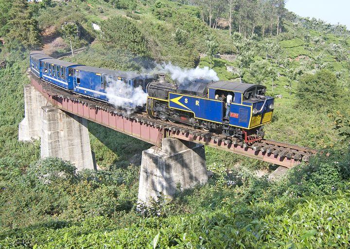 Blue Mountain Express - Bhaswaran