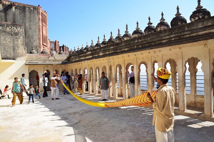 Mehrangarh Fort, Jodhpur, Rajasthan - Bhaswaran