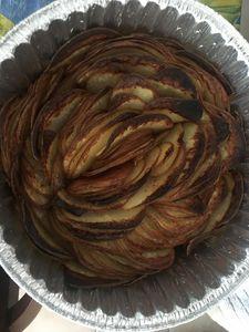 Potato cake 🎂