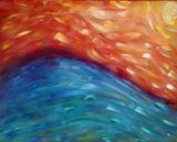 Original Colorful Acrylic