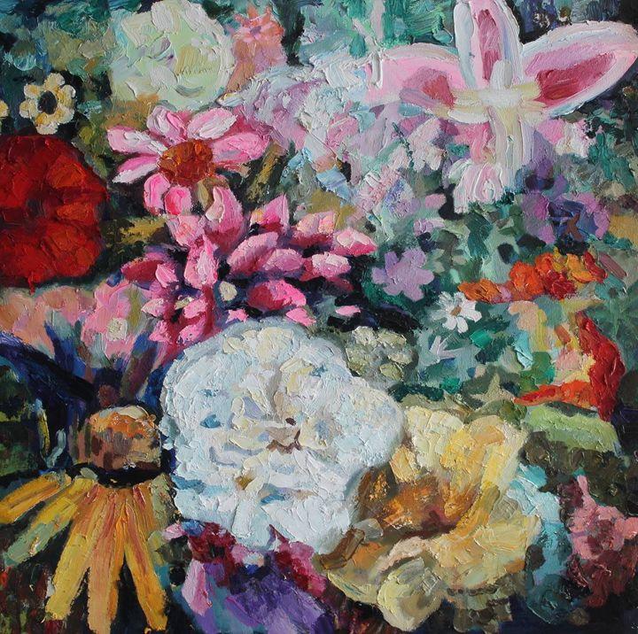 Flowers 1 - Artist Bobr