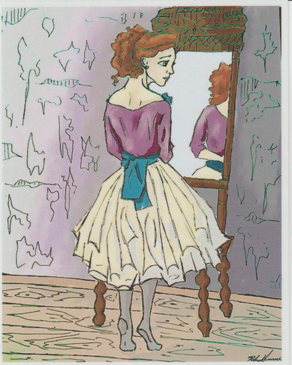 Reflection - Art of Becca Nicole