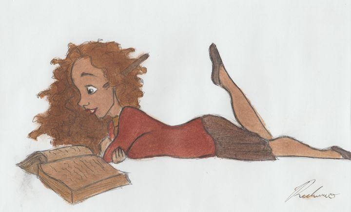 Hermione - Art of Becca Nicole