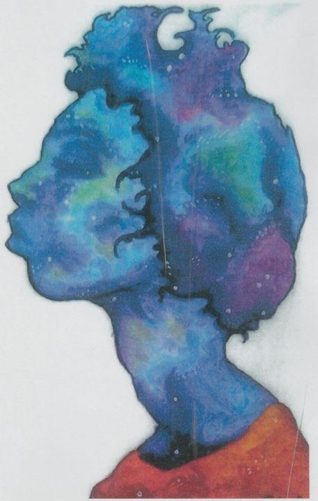 Starstuff - Art of Becca Nicole