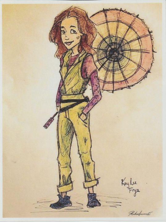 Kaylee Frye - Art of Becca Nicole