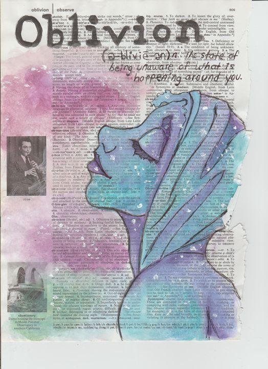 Oblivion - Art of Becca Nicole