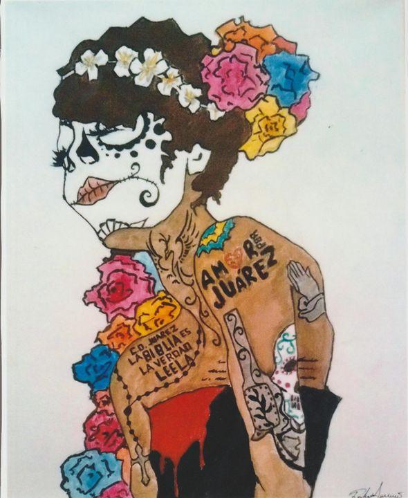 Juarez - Art of Becca Nicole
