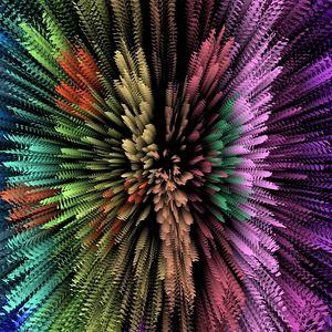 The Colorful Dimension