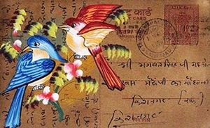 Postcards Birds 1