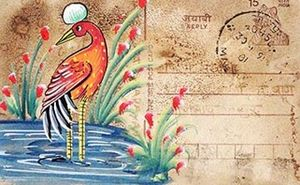 Postcards Birds 2