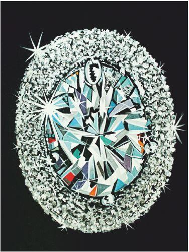 Diamond Crystal - Artwaley Australia