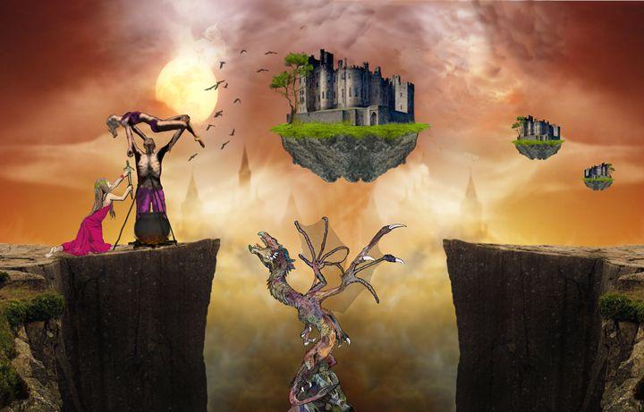 the sacrifice - stephen pryor
