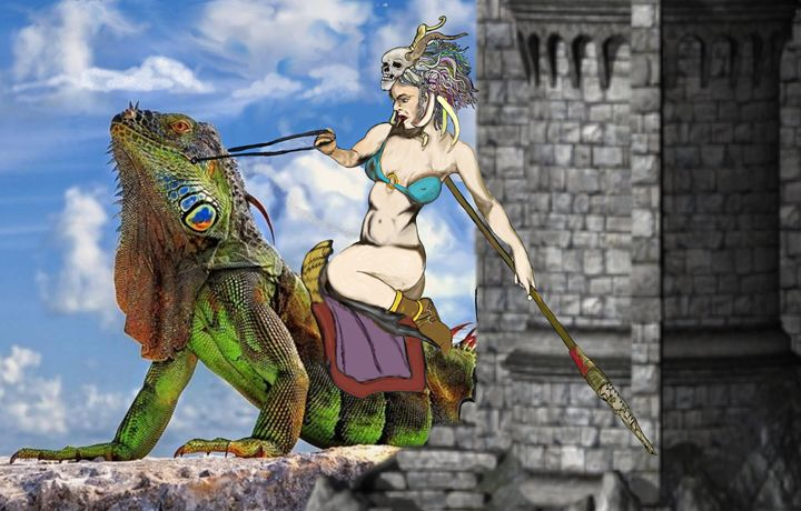 dragon cavalry - stephen pryor