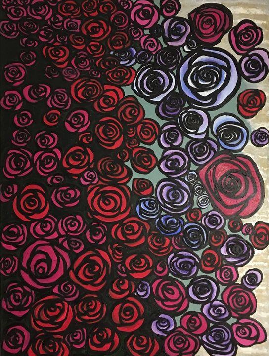 Roses garden - Bhutha