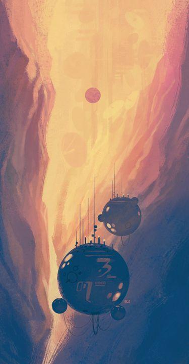 Rift - Deepfield Scifi