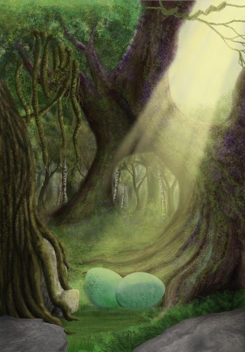 Fantasy Forest - Bethany Gray Cumbria
