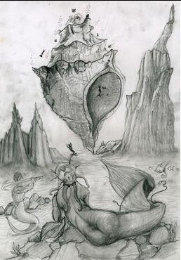Mermaid - Bethany Gray Cumbria