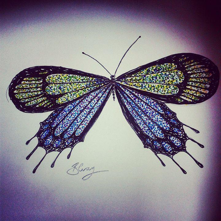 Butterfly - Bethany Gray Cumbria