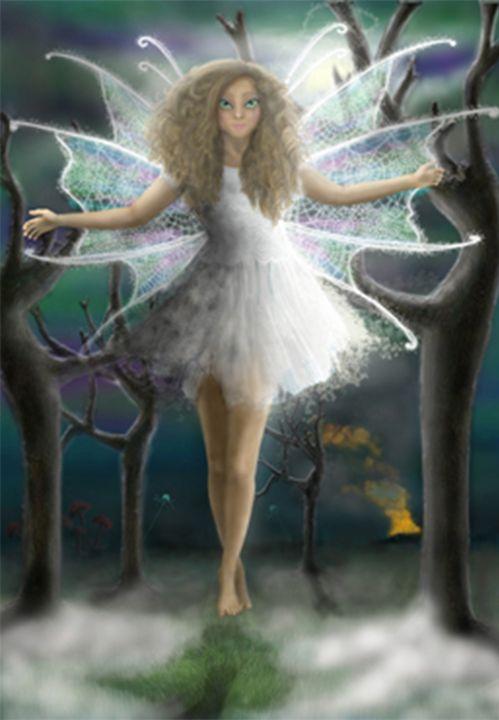 Fairy - Bethany Gray Cumbria