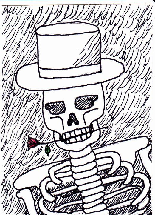 Skeleton Jack - Isaac Gilbertson