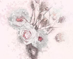 Flowers - Alan Thompson Art