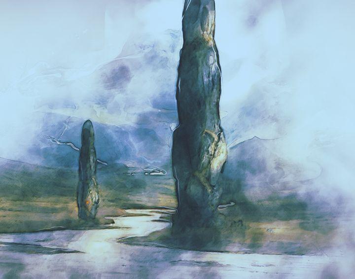 The Wilderness - Alan Thompson Art