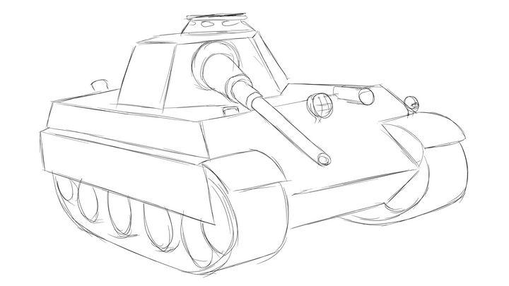 Panther II - KuraiTanuki