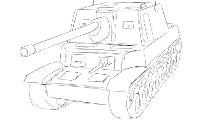 Type 2 Ho-Ri - KuraiTanuki