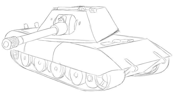 E-100 - KuraiTanuki