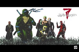 7 Swordsmen