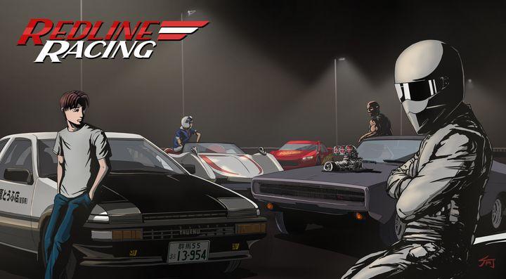 Redline Racing - Steven J. Ho