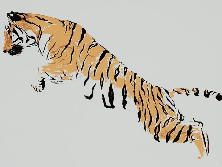 Save Tigers - Saurabh kumar