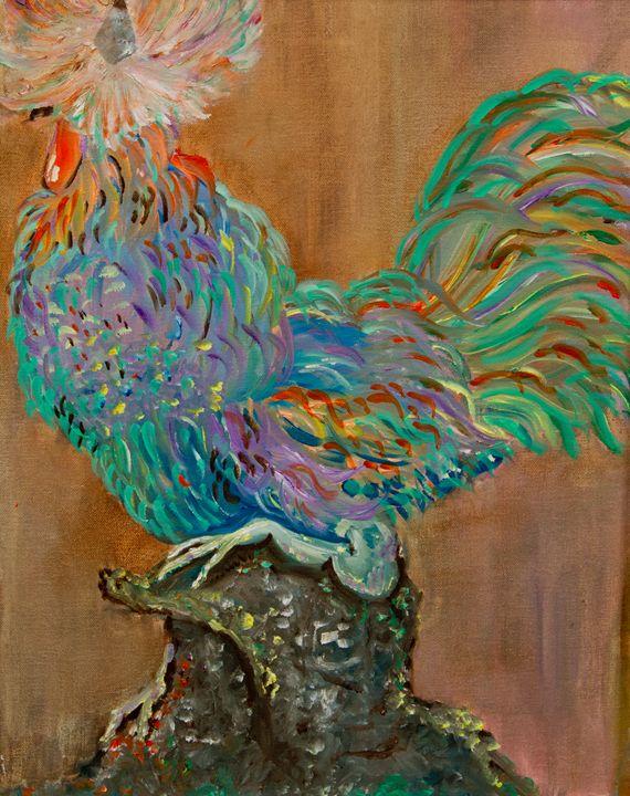 Rooster's Lounge - Ryanne Bevenger