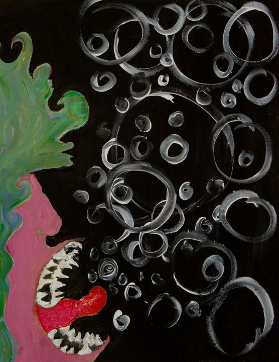 Monster Bubbles - Ryanne Bevenger