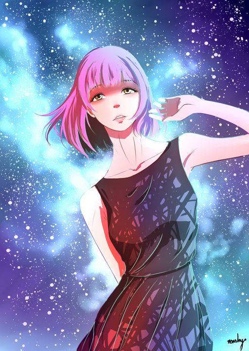 Galaxy - Nennoart
