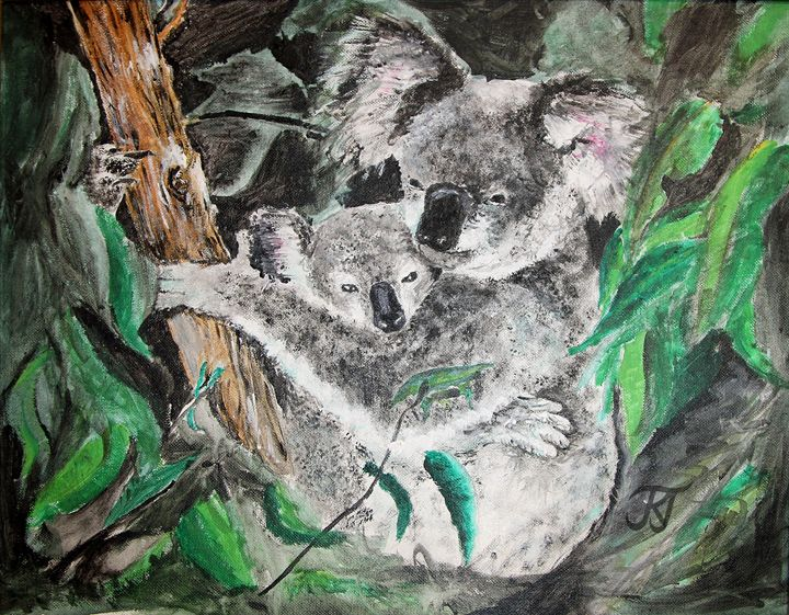 Koala Mama Love - Bekablo Creations