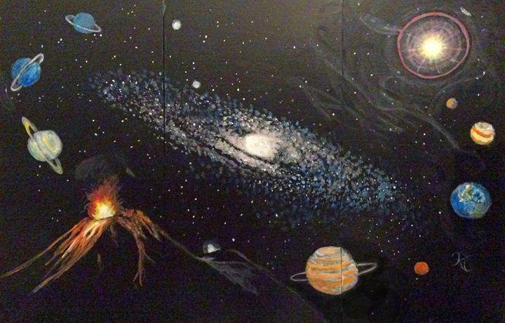Space Escape - Bekablo Creations