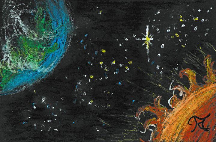 Going the Distance - Bekablo Creations
