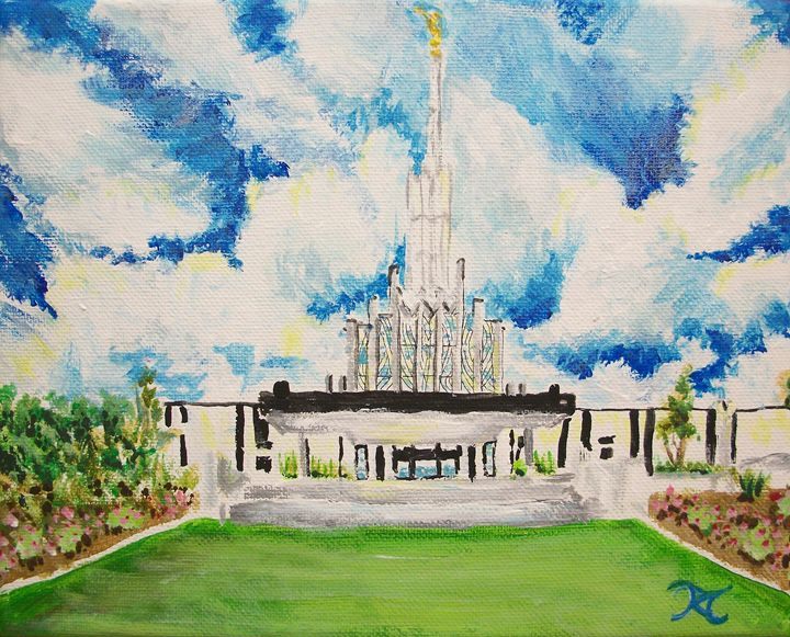 Atlanta Georgia LDS Temple Day III - Bekablo Creations