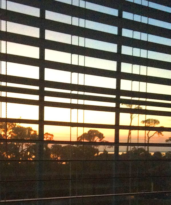 Sunrise through the Blinds - Bekablo Creations