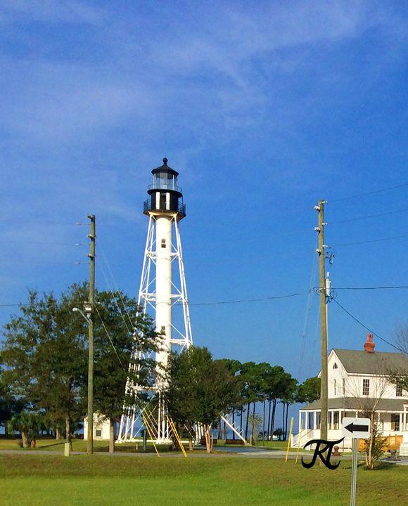 Port St Joe Lighthouse - Bekablo Creations