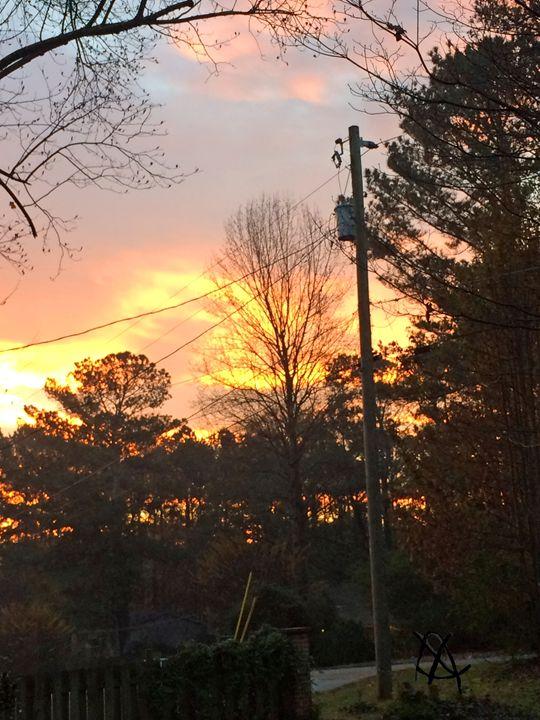 Anya's Sunrise 1 - Bekablo Creations
