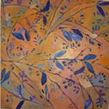 Pattern of Euclyptus Branches