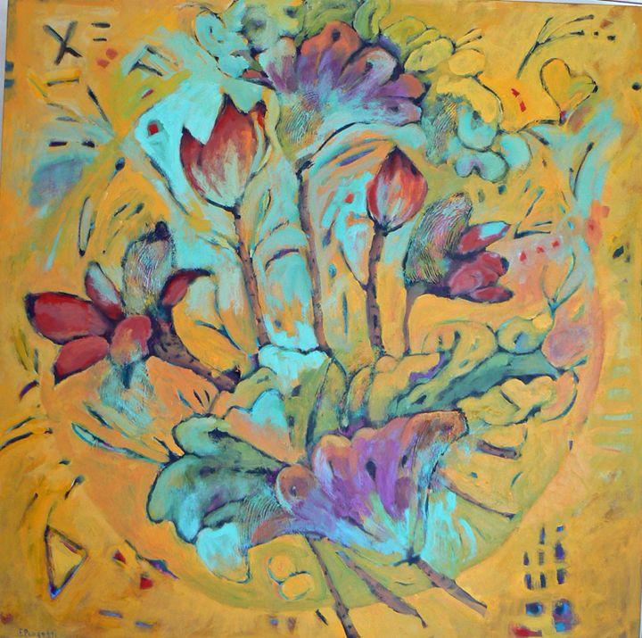 Hsingyi - FREDA PONGETTI ORANGE COUNTY FINE ART