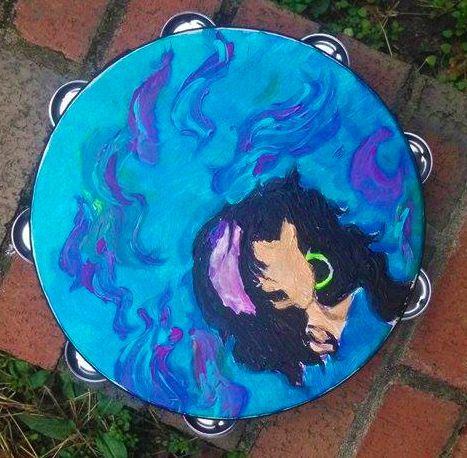 Gypsy Tambourine - The Lunar Dream