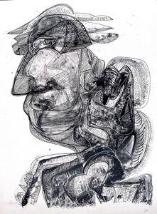 Mujer. Victor Chab