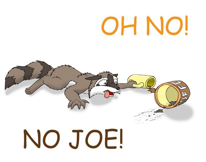 Oh no, no joe! - Zephandolf