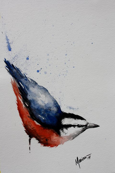 Bird III - M.Fierz Creative Gallery