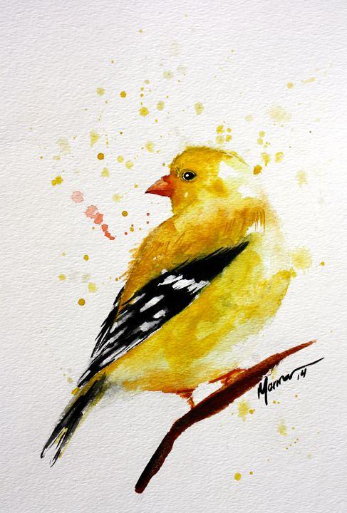 Bird 1 - M.Fierz Creative Gallery