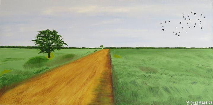 Country road, VA - Youssef Sleiman